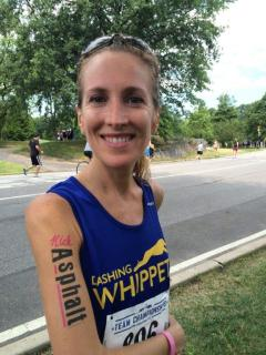 running tattoos review runinkspired race tattoo (2)